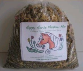 Happy Horse Meadow Mix Herbal Blend by Earth Song Ranch