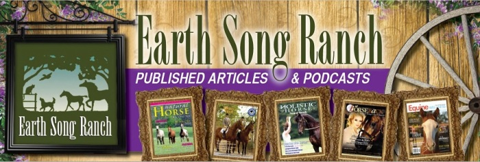 Articles & Podcasts on Natural Health for Horses