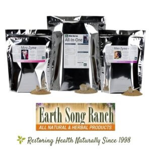 Natural Health Supplements for Minis Only - EarthSongRanch