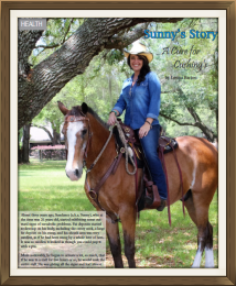 Read the Case Study on Natural Cushings Protocol Success in Elite Equestrian
