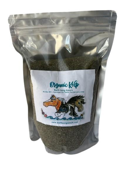 Organic Kelp for Horses - Trace Mineral Support for Thyroid, Hoof & Coats
