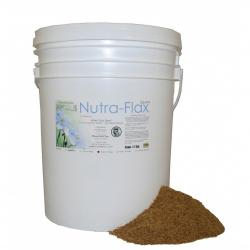 Nutra Flax - The Best Food Grade Full Fat Flax You Can Buy