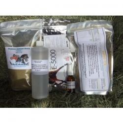 EPM Homeopathic & Herbal TX Kit with Immune Boost & Vitamin E - Complete Support for Horses